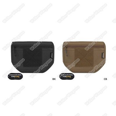 Emerson Belly Pouch Drop Down Velcro Utility Pouch