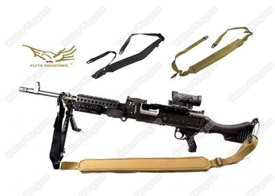 Flyye LMG 2 Point Tactical Sling (Multi-Color)