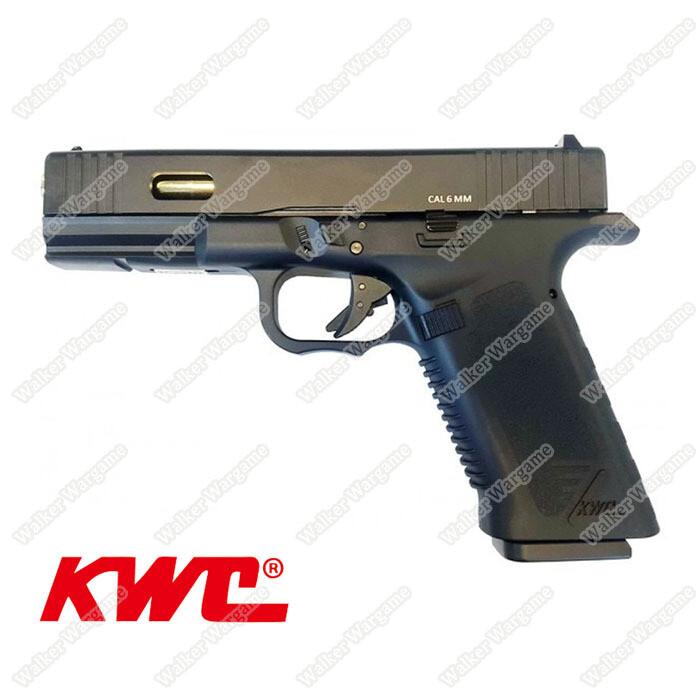 KWC Glock 17 G17 Custom CO2 Blowback Airsoft Pistol