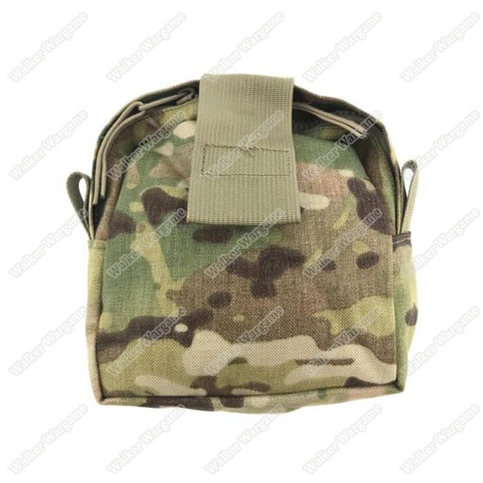 NEW MULTICAM MOLLE II MEDIC POCKET POUCH MEDICAL MED IFAK MILITARY ARMY USGI