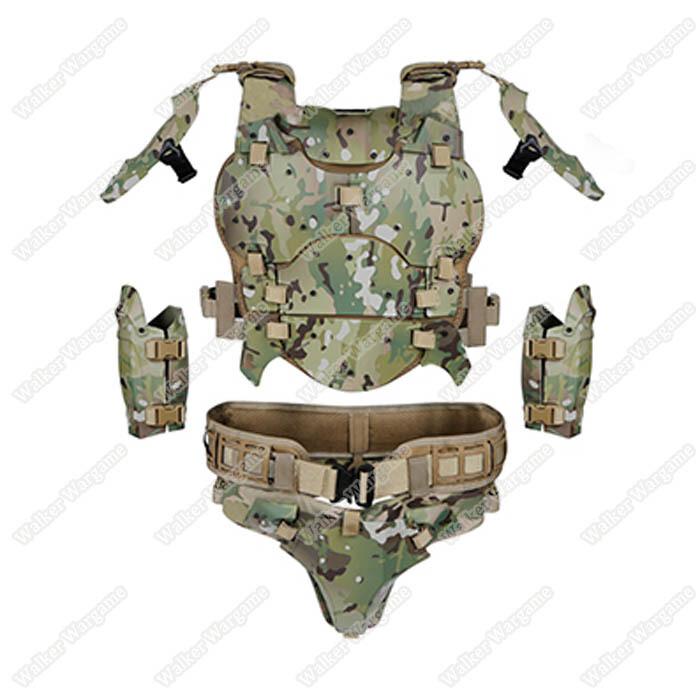 ETA April 2020 - Multicam Armour Suit For Airsoft