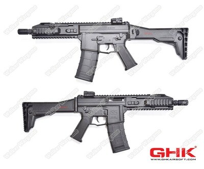 ETA July 2020 GHK G5 GAS BLOW BACK RIFLE (GBBR) - BLACK