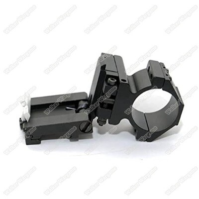 Tactical 30mm Tactical (FTS) Flip to Side Mount for Red Dot Magnifier for Aimpoint & Eotech Scopes Ar15 M4