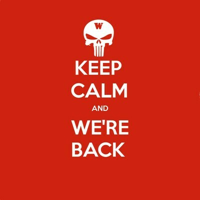 Keep CALM And We are Back  - New shop working hours Lockdown Level 4