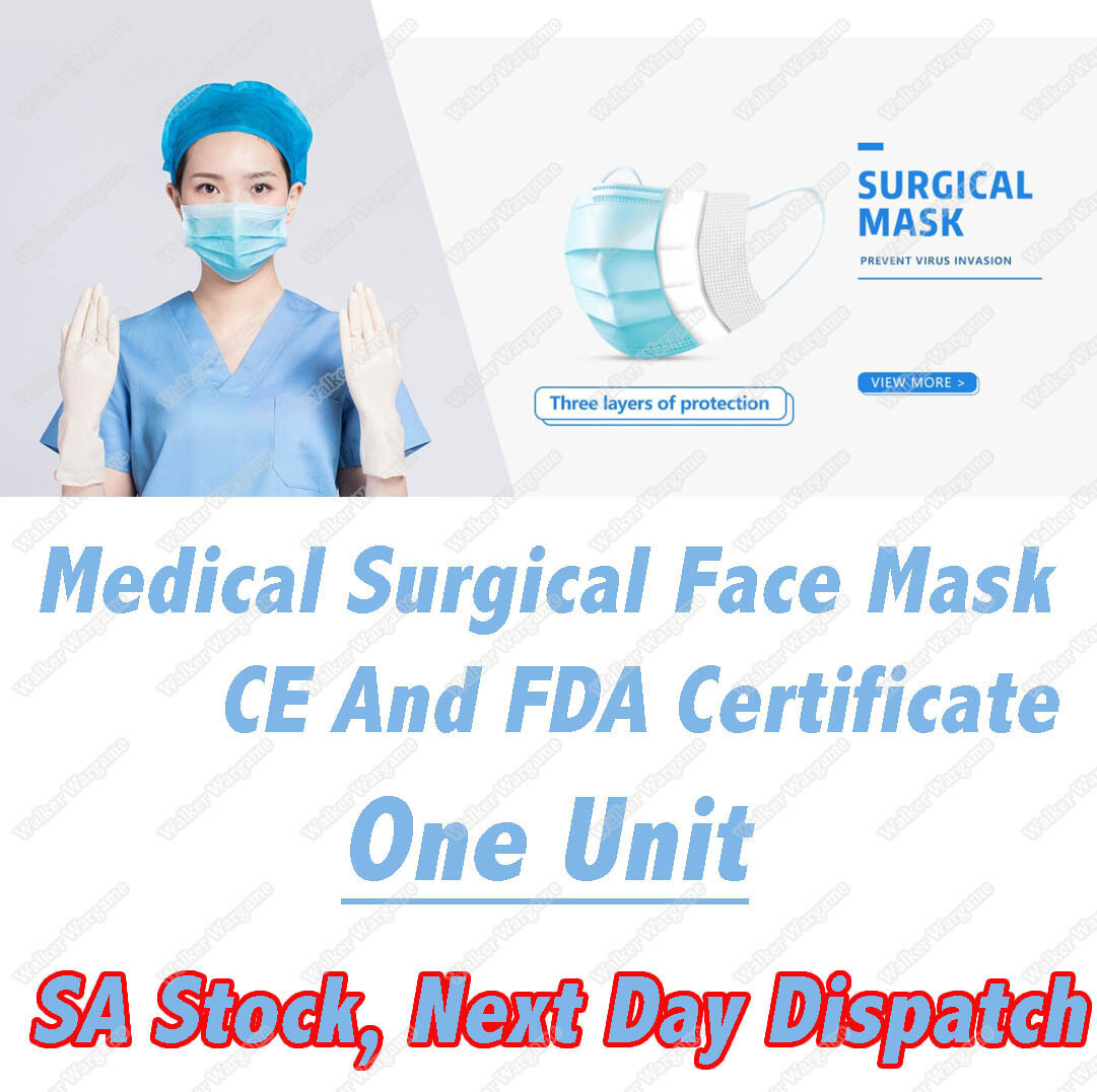 JINGEAO Disposable Medical Face Mask 3 Ply (CE , FDA Certificate) prevent the spread of COVID-19