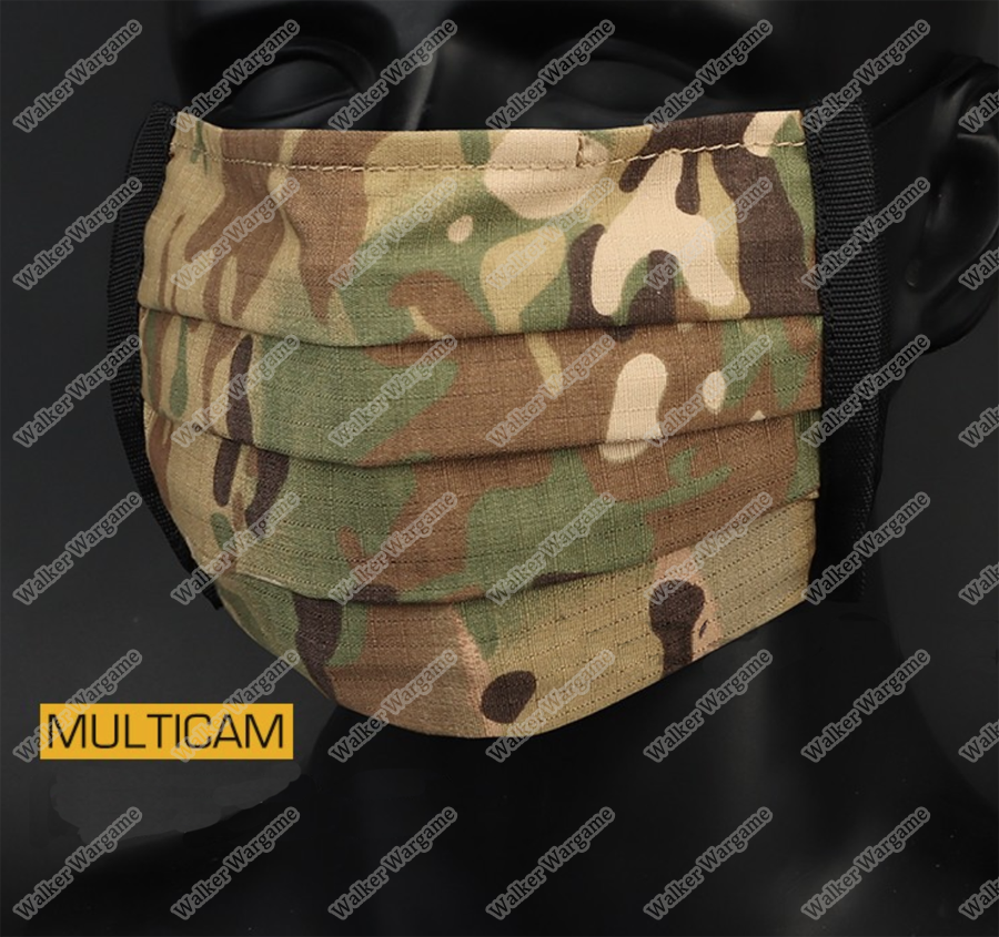 Pre Order ETA June - Tactical Anti Epidemic Face Mask - Multicam  ( Protect Against COVID19 )