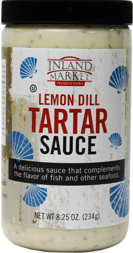 Lemon Dill Tarter Sauce