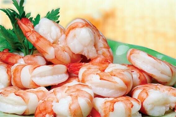 16/20 Cooked Black Tiger Shrimp