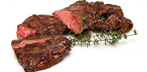 16oz Piedmontese Beef Skirt Steak