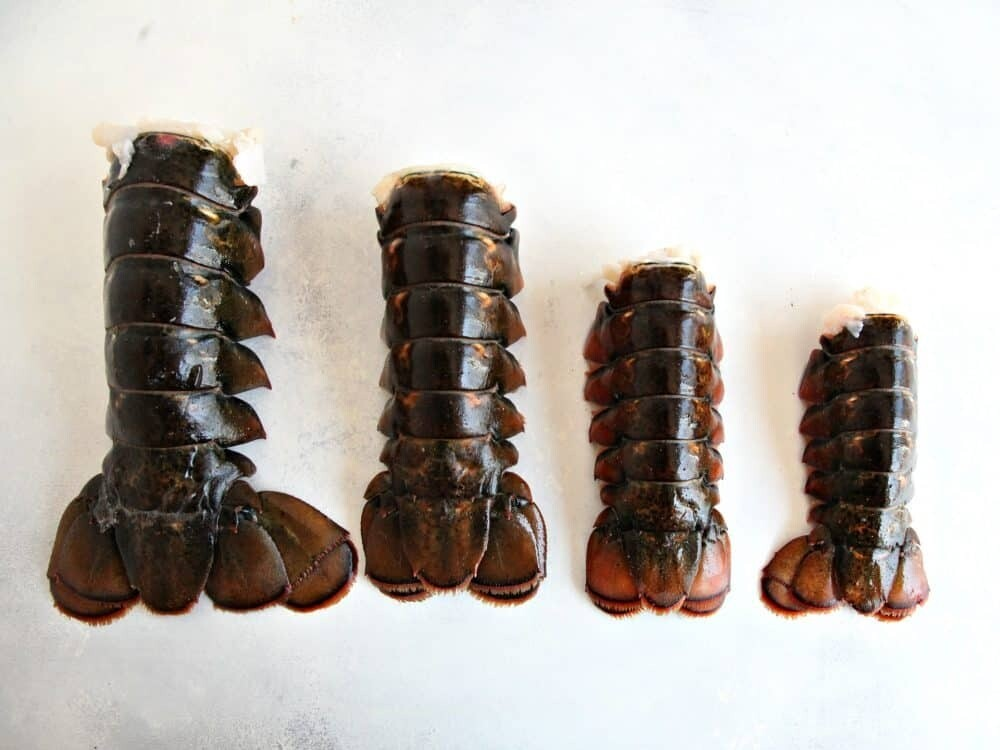 6/7oz Cold Water Maine Lobster Tail