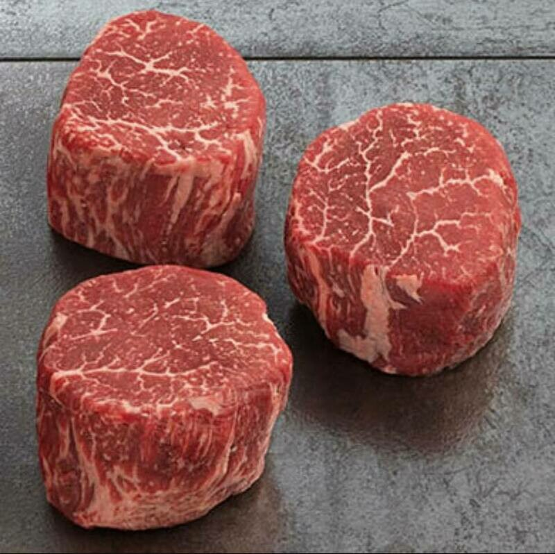 8oz 1855 Prime + Barrel Cut Filet Mignon