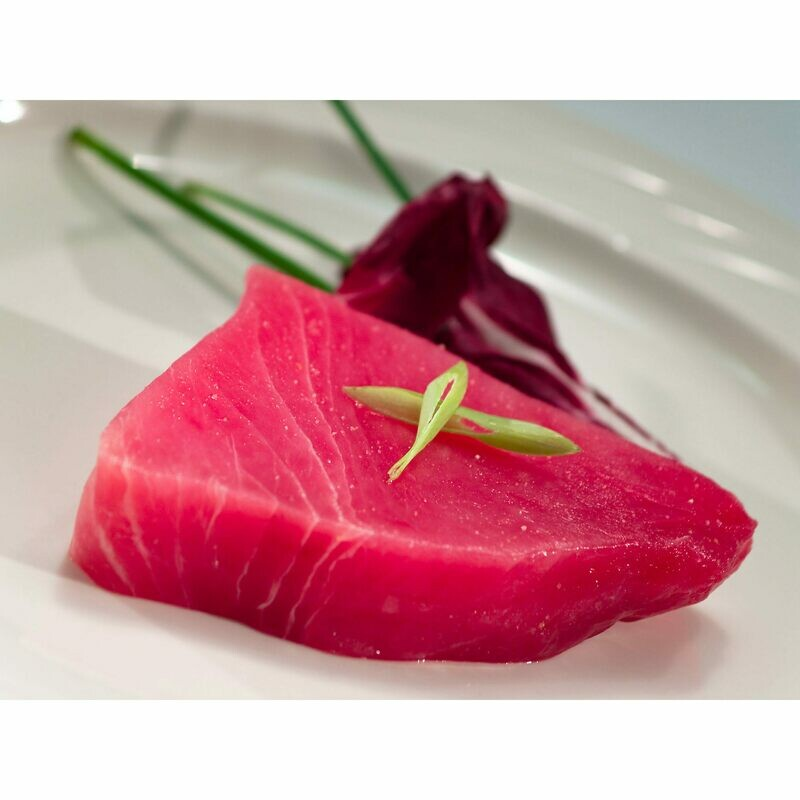 8oz Yellowfin Tuna Steaks Wild Caught