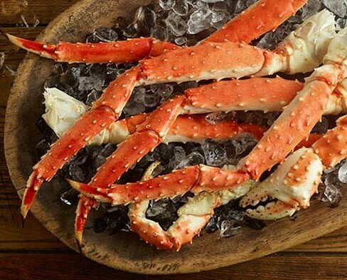 Alaskan King Crab Legs Colossal Regular