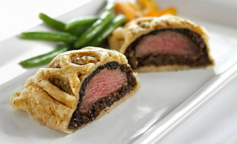 Beef Tenderloin Wellington