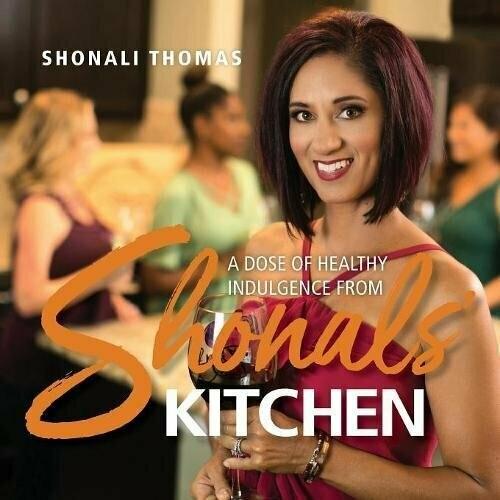 Shonali's Kitchen Cookbook