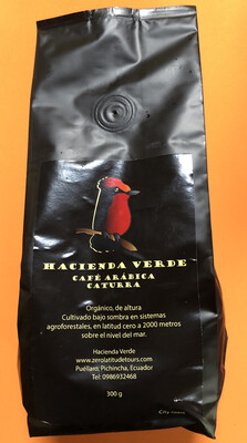 CAFE EN GRANO x 260 gramos