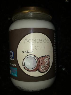 Aceite de Coco x 500 mg