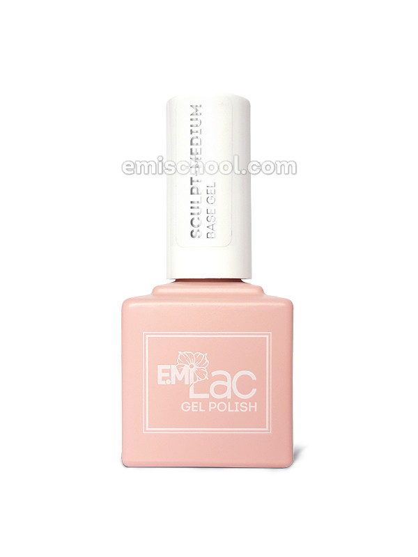 E.MiLac Sculpt-Medium Base Gel, 15/30/100 ml.