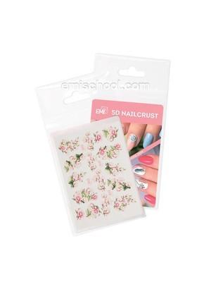 Nailcrust 5D #4 Flowers