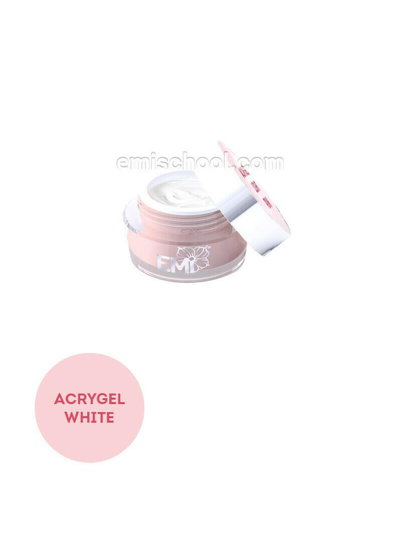 Acrygel White, 5/15 g.