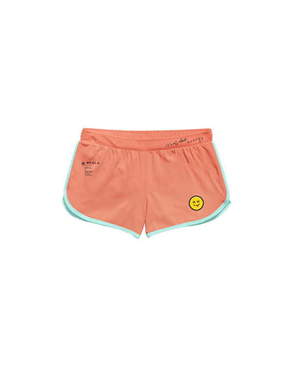 Apolo - Womens Peach Short
