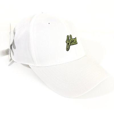 FSHNS - White/Neon Logo Dad Hat