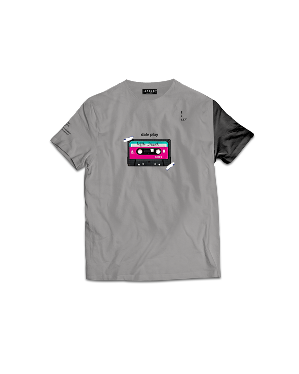 Apolo - Retro Cassette Grey