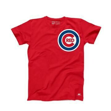 OC - CHICAGO CRED T-SHIRT