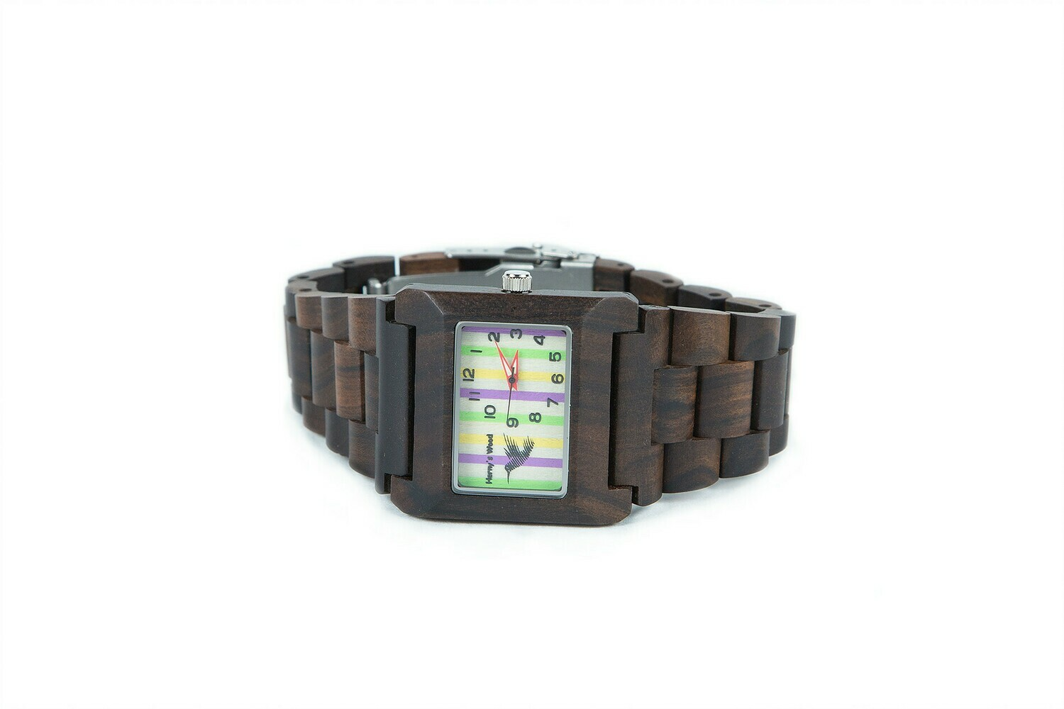 Hernys Wood - Zum-Zum Ebony Wood Colorful
