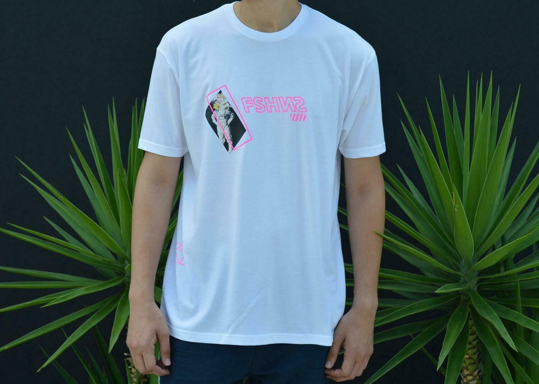 FSHNS - Astronaut Pink & White