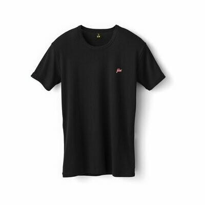 FSHNS - Red Logo Black tee