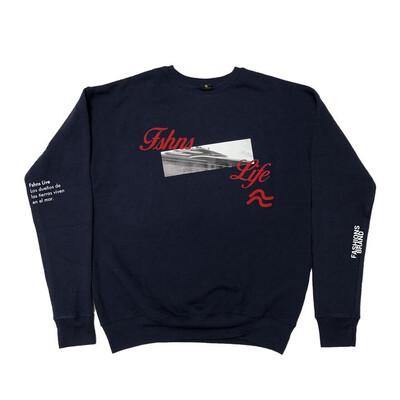 FSHNS - Navy Blue Yacht Sweater