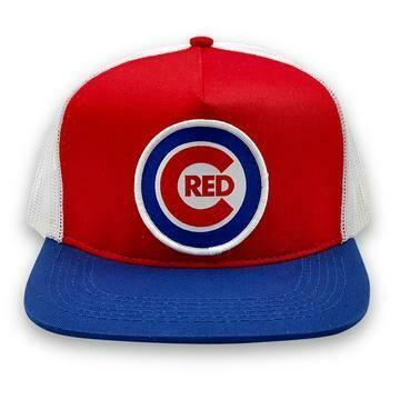 OC - Chicago CRED Trucker Hat