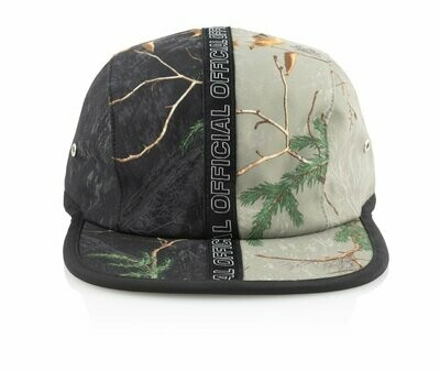 Official - Six Panel Realtree® Corsa - Xtra® Meteorite & Woodbine