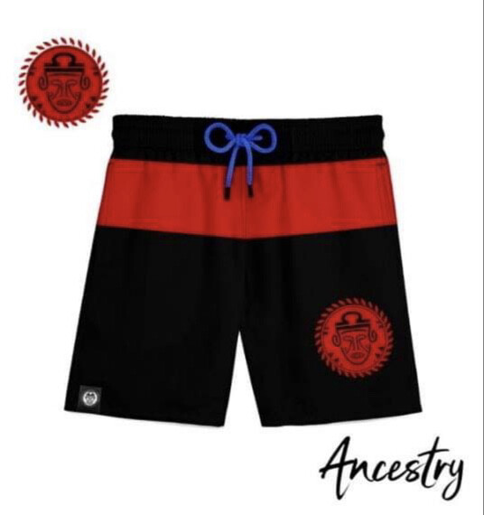 Ancestry - Short Blue