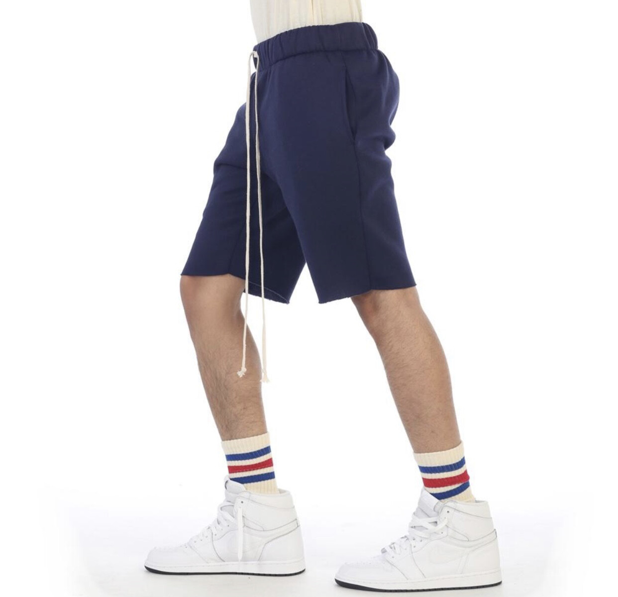 EPTM Plain Fleece Shorts