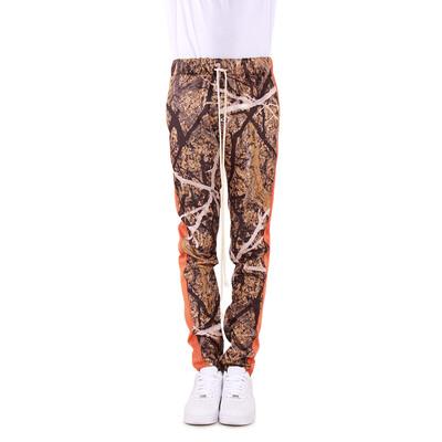 EPTM Orange Hunter Camo Track Pants
