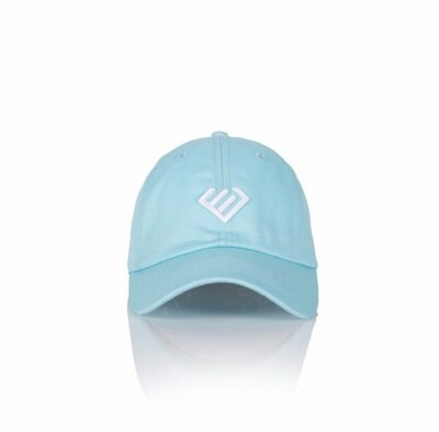 Euphoria - Aqua Dad Hat