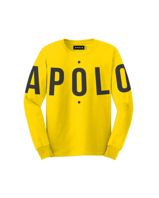 Apolo - Yellow Sweater