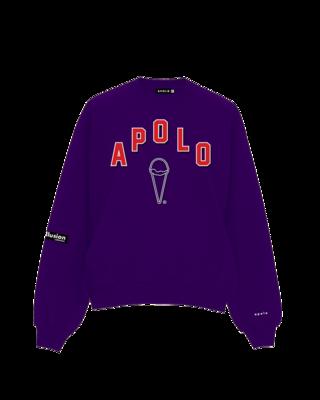 Apolo - High School Sweater Purple