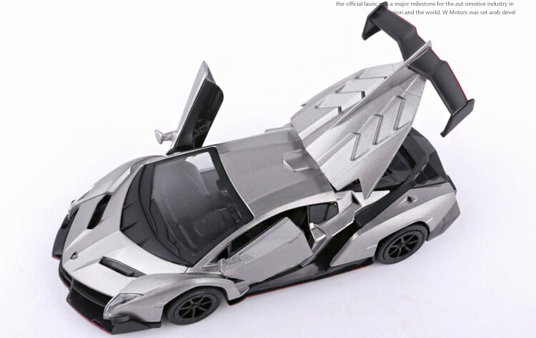 Car Mini Model Collection Toy Lamborghini Veneno