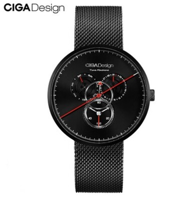 CIGA DESIGN Watch Premium Design Time Machine Series