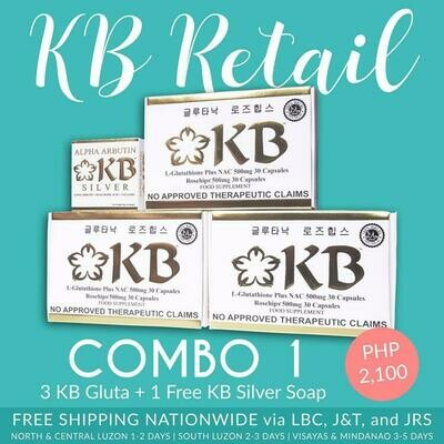KB Retail Combo 1