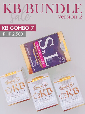 Snl & KB Collagen Combo