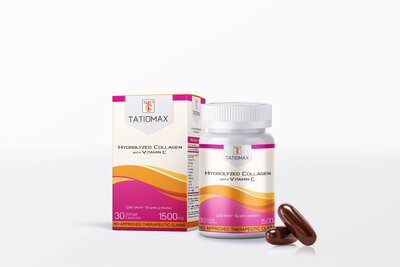 Tatiomax Collagen Softgels