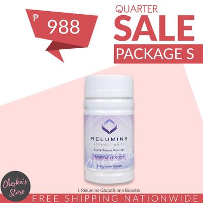 Quarter Sale Package S