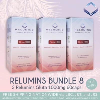 Relumins Bundle 8