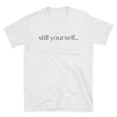 still yourself...