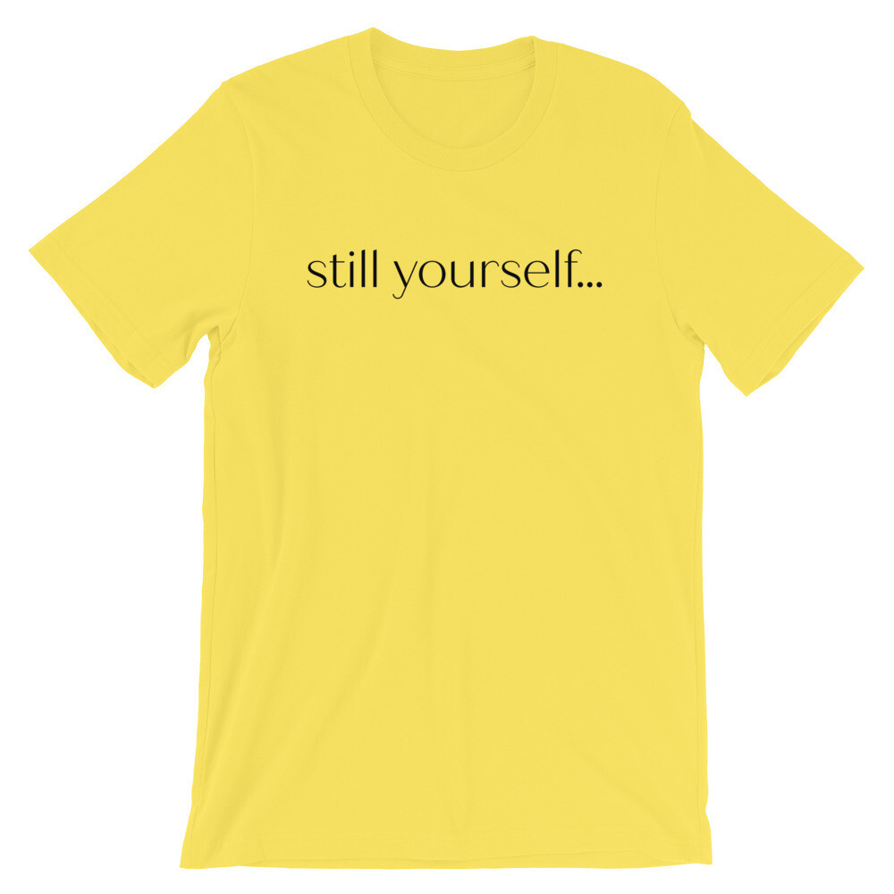 still yourself... No. 3