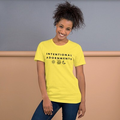 Intentional Adornments - Yellow